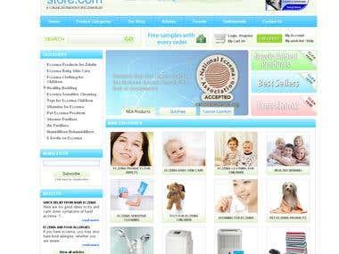 Eczema store
