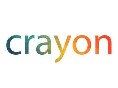 crayon - Logo