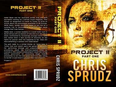 Cover of Recent Book Editing - Project II