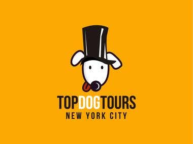 logo for New York City tour company