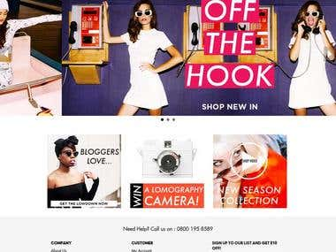 Bigcommerce :- motelrocks.com