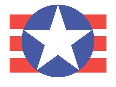 flag (prototype of logo)