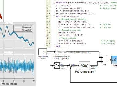 Matlab & Simulink Projects
