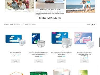 3 Kings Medical Supplies - Magento