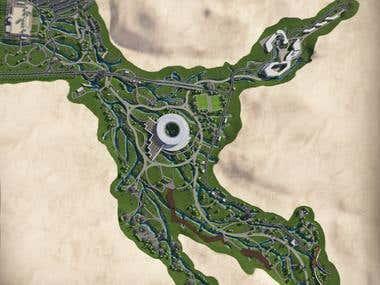 3Ds Site Plan