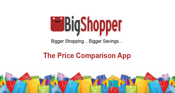 BigShopper - Price Comparison