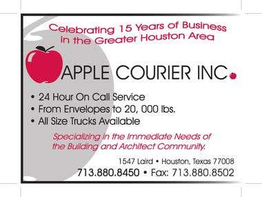 Apple Courier