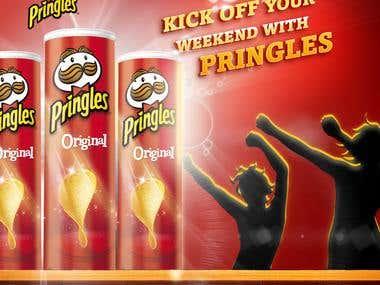 Pringles Creatives