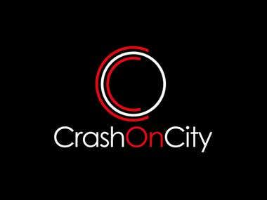 Logotipo Crash On City