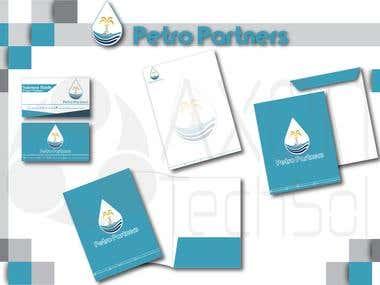 Petro Partners Corporate Identity