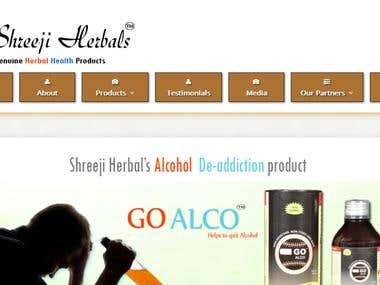 shreeji herbal