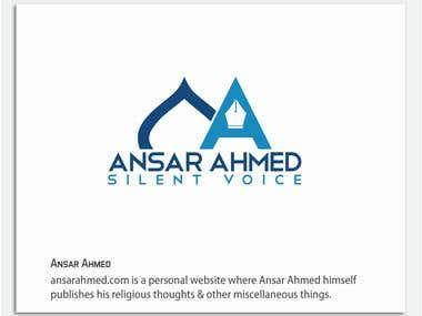 Brand Identity: Ansar Ahmed