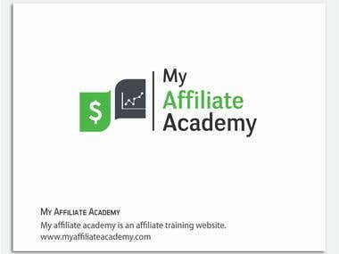Logo Design: My Affiliate Academy