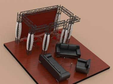 Exhibition Stand / Booth Designs