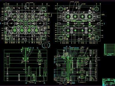 Autocad 2d  Drawing