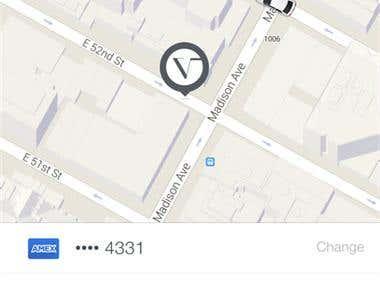 Uber Like Cab Booking app