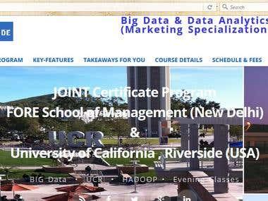 Portal for BIG Data