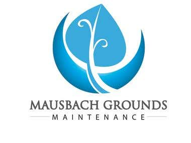 Logo for Mausbach Grounds Maintenance