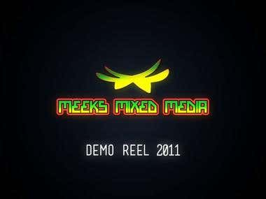 Meeks Mixed Media 2011 Demo Reel