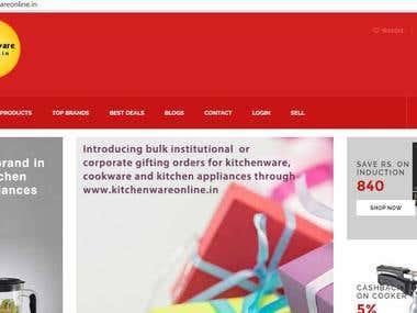 www.kitchenwareonline.in