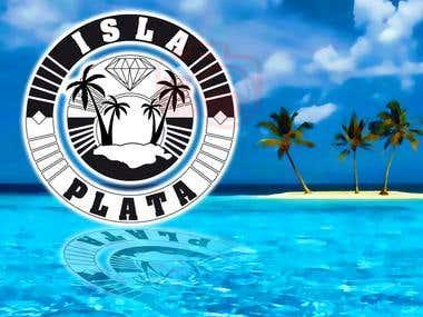 Logo Isla Plata