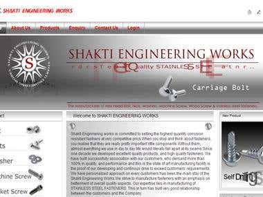 The snap of Shakti Engineering Works