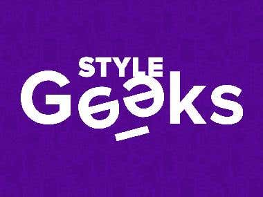 Logo design For Style Geeks