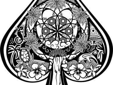 Spade symbol