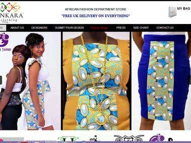 Ankara Clothing