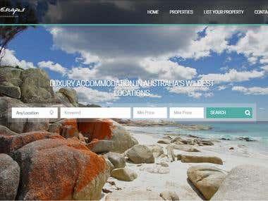 Wildscapes.com.au Website