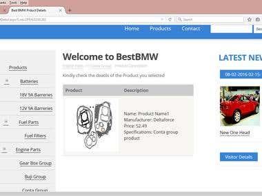 Best BMW UI