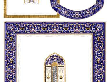 Pottery design