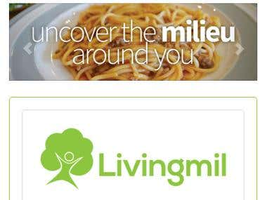 Livingmil - a Lifestyle Startup