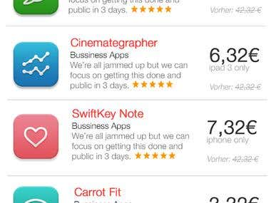 Simple Mobile App