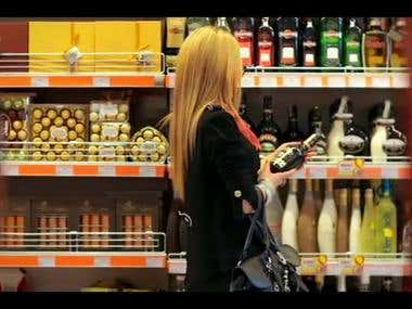 SAS.AM online Supermarket