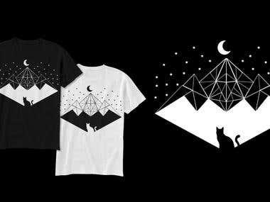 t-shirt design idea