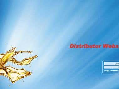 Distributor Webshop