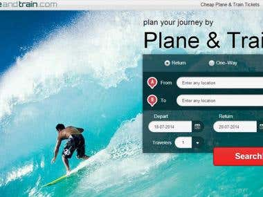 planeandtrain.com