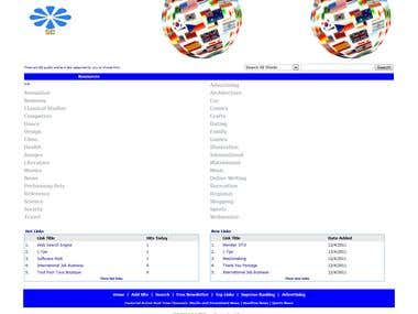Main Search Engine