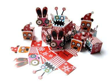 Zoogly Christmas complimentary boxes