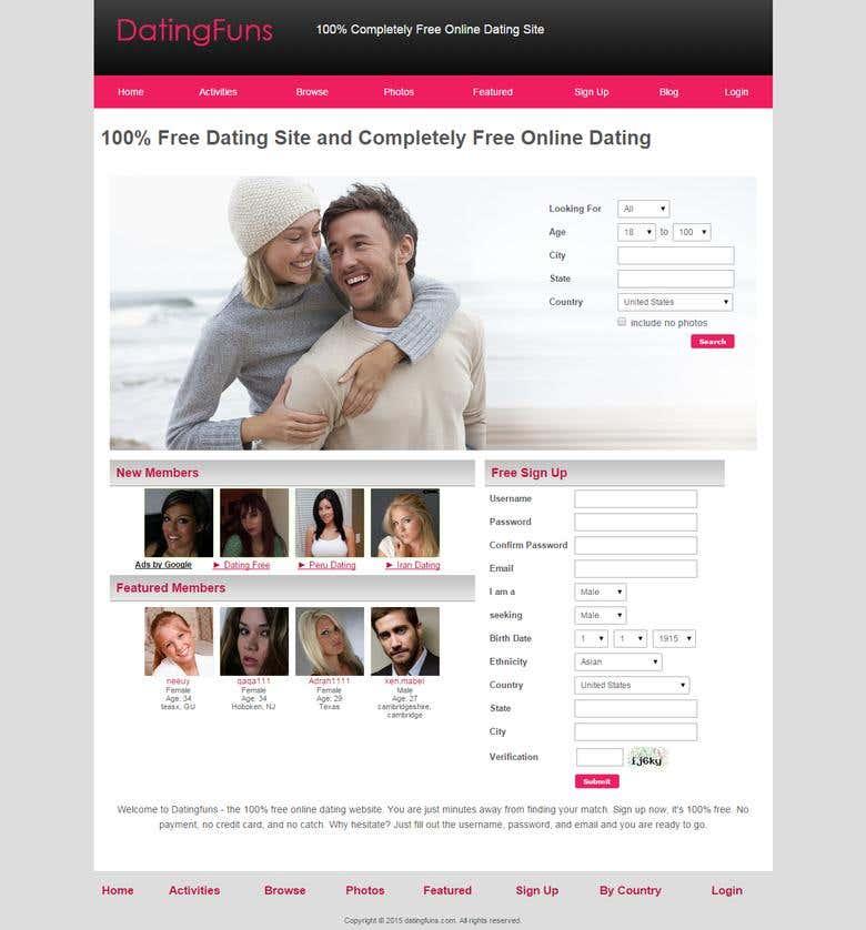 Freelancer dating website
