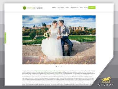 Added Different Functions in Wedding Photography Website