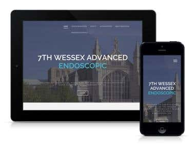 Winchester Sinus Course Promo Website