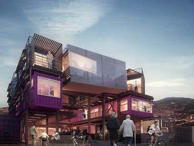Laboratory Of Innovation Building Design // Ecuador