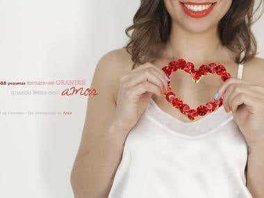 Banner Love's day.