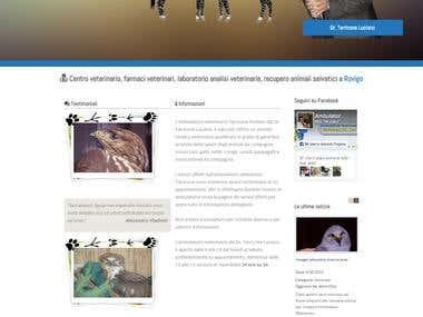 Animal Care Website