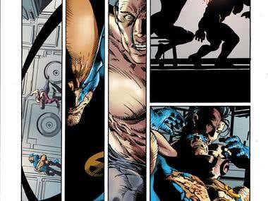 Wolverine Origins Page 04