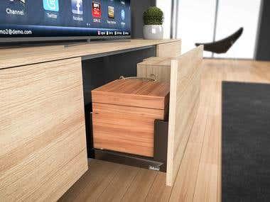 Interior Design - Residence