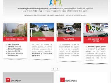 COLEVISEP Website