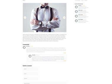 Cosonix wp theme